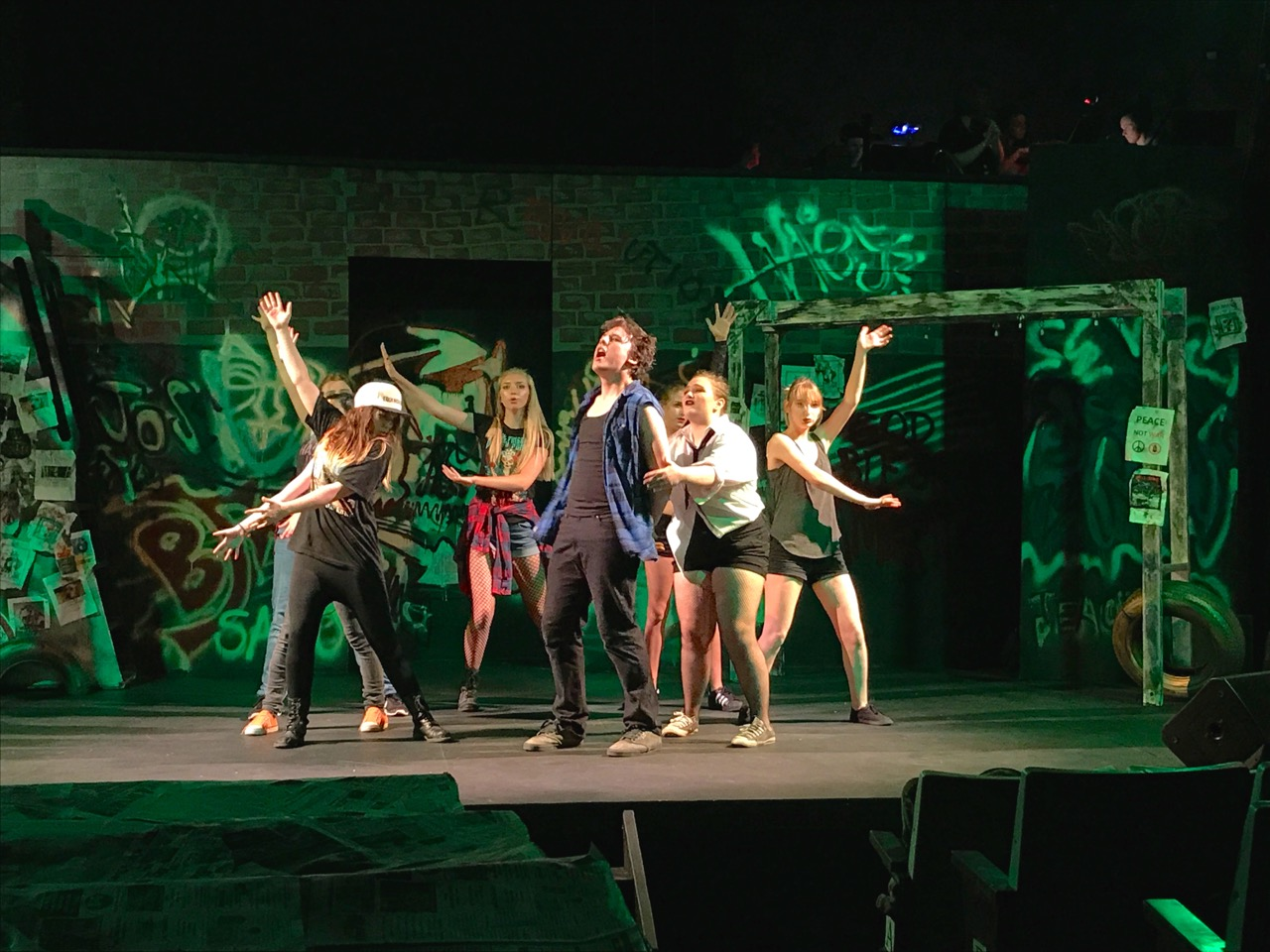 Pippin Auditions for HS & College | Springville Center for